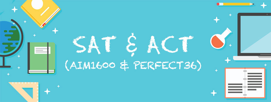 ACT Classes | AIM1600 and PERFECT36