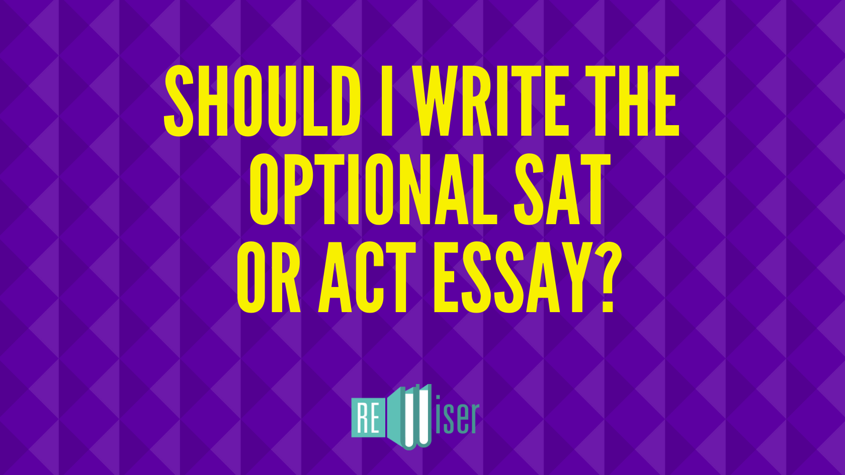 What should i use for sat essay